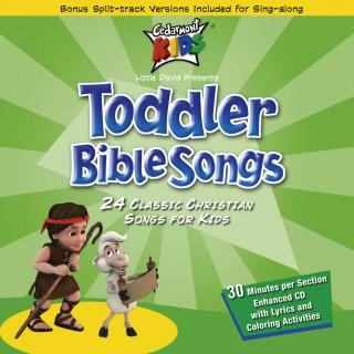 Cedarmont Kids: Toddler Bible Songs